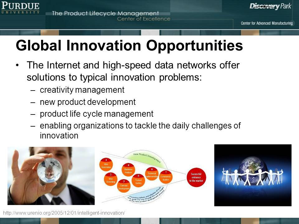 Global Innovation Opportunities