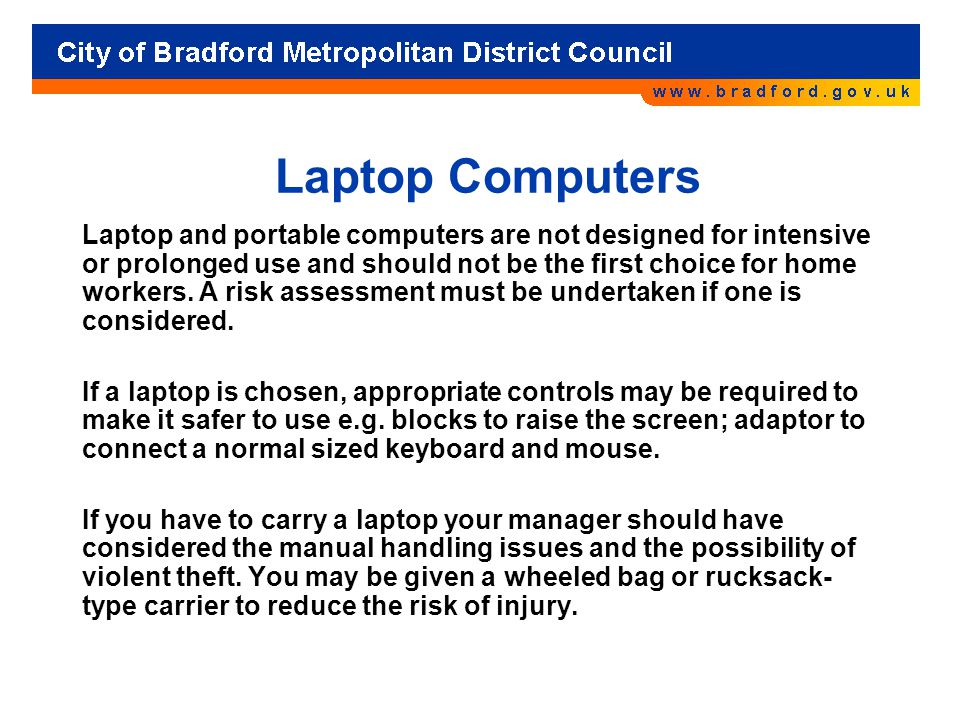 Laptop Computers