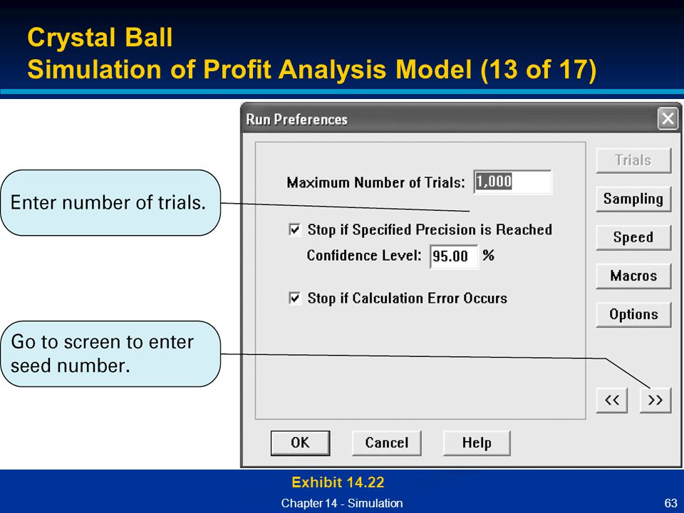 Simulation of Profit Analysis Model (13 of 17)