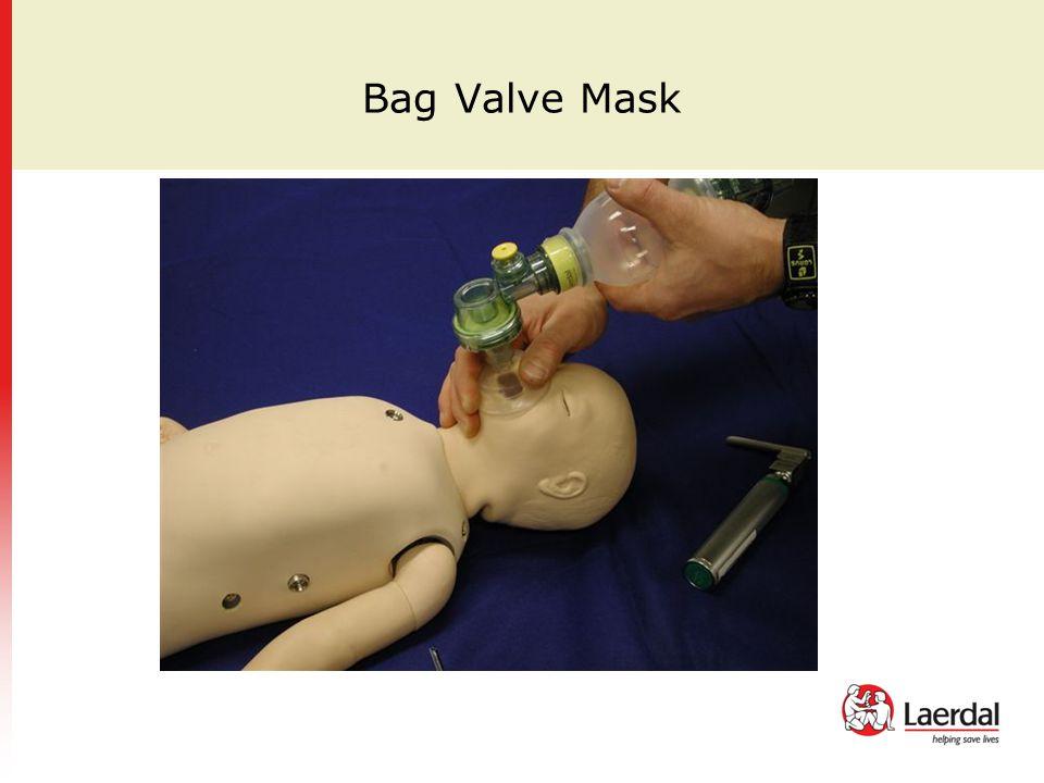 Bag Valve Mask