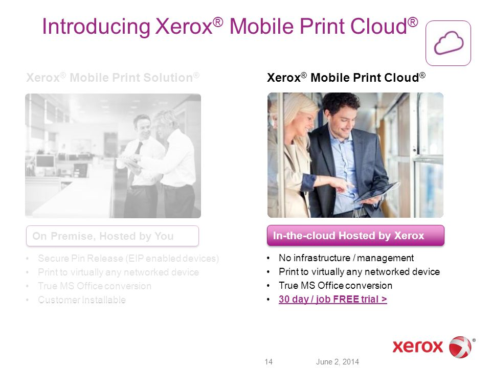 Introducing xerox mobile print solution and xerox mobile print introducing xerox mobile print cloud toneelgroepblik Images