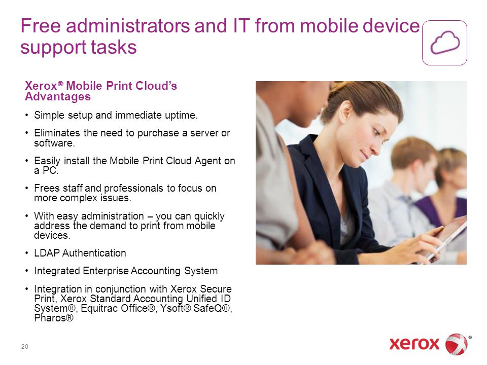 Free administrators and IT from mobile device support tasks