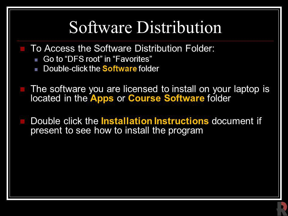 how to delete software distribution folder