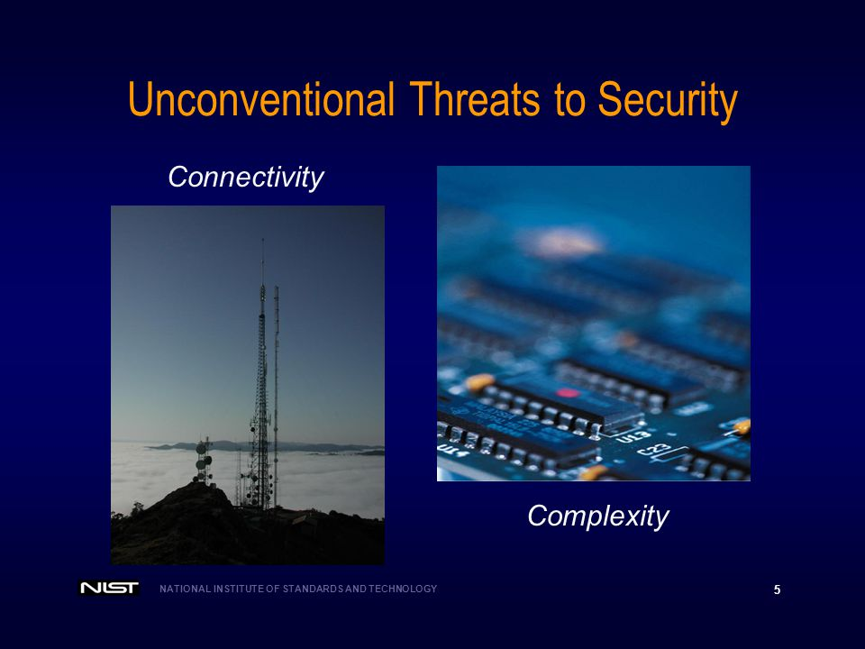 Unconventional Threats to Security