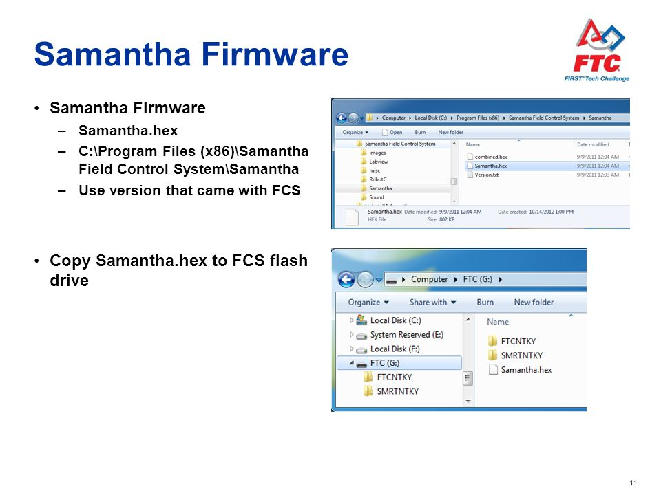 Samantha Firmware Samantha Firmware