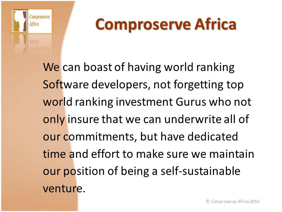 Comproserve Africa