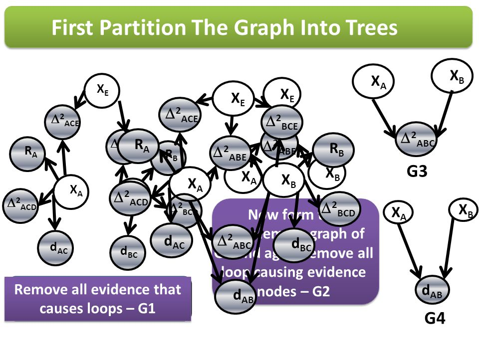 Remove all evidence that causes loops – G1