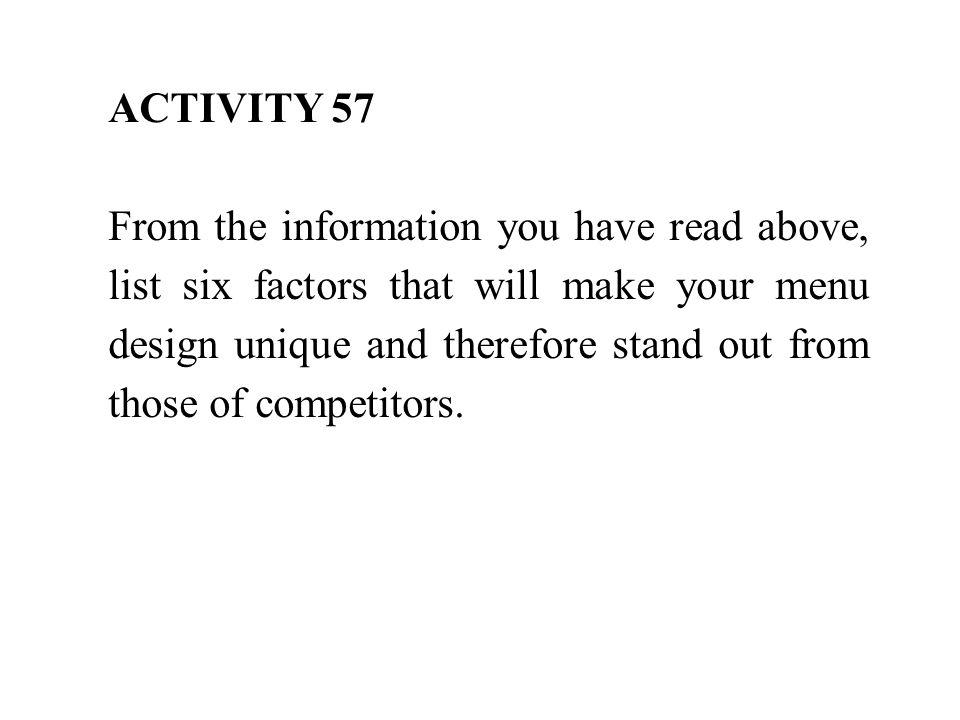 ACTIVITY 57