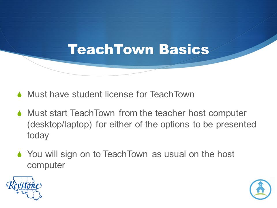 TeachTown Basics Must have student license for TeachTown