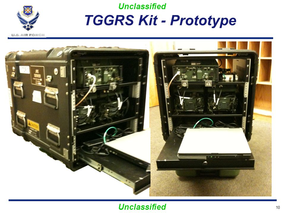 TGGRS Kit - Prototype