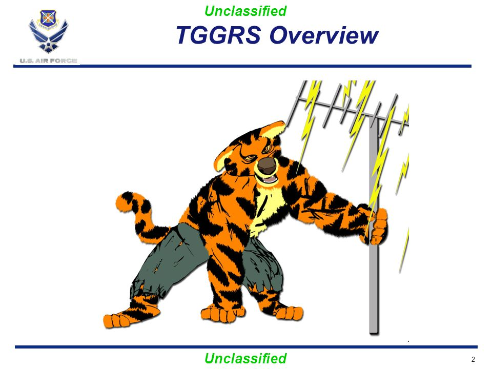 TGGRS Overview