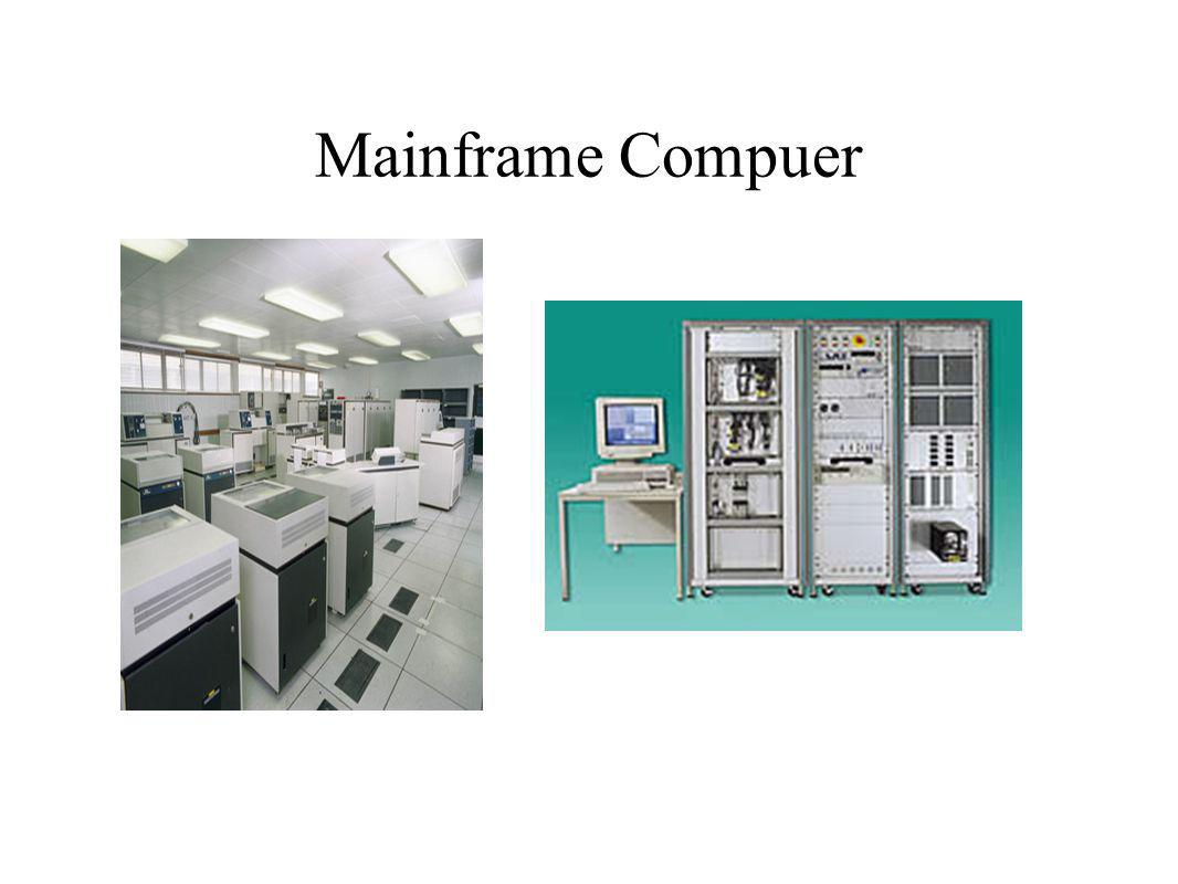 Mainframe Compuer