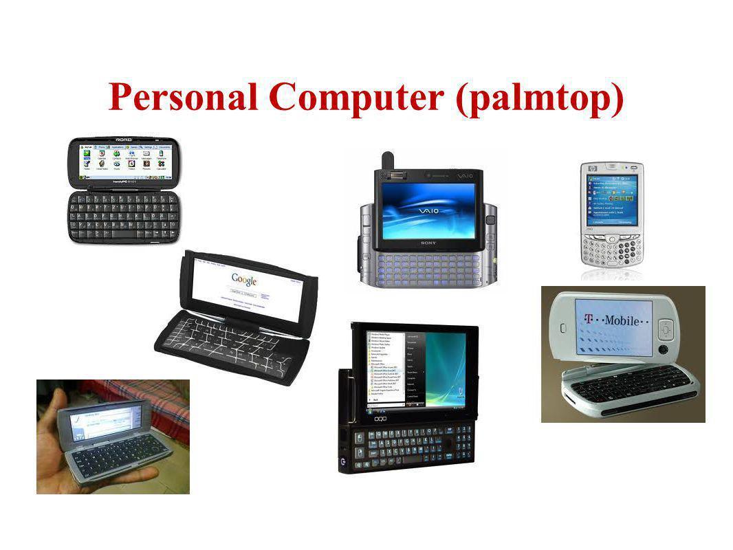 Personal Computer (palmtop)
