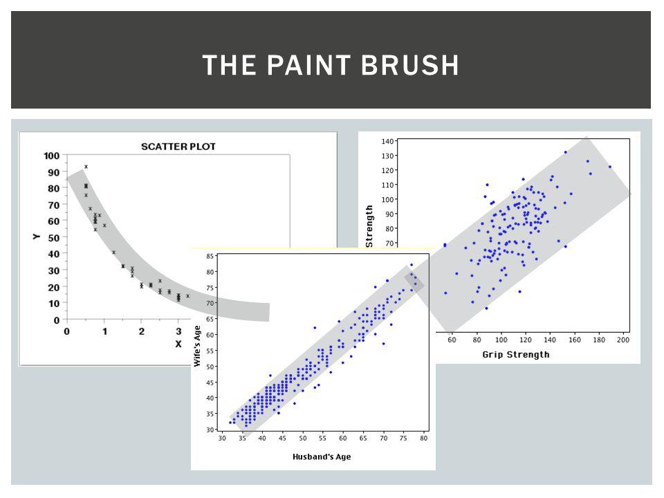The paint brush