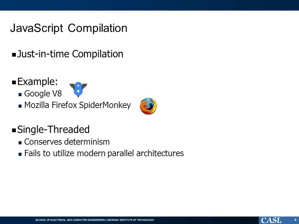 JavaScript Compilation