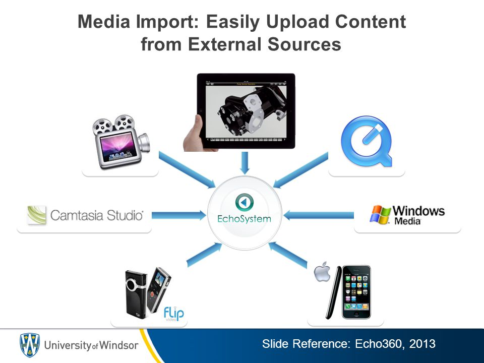 Media Import: Easily Upload Content from External Sources
