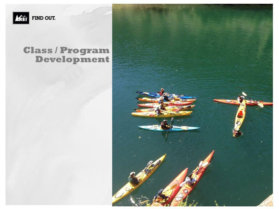 Class / Program Development