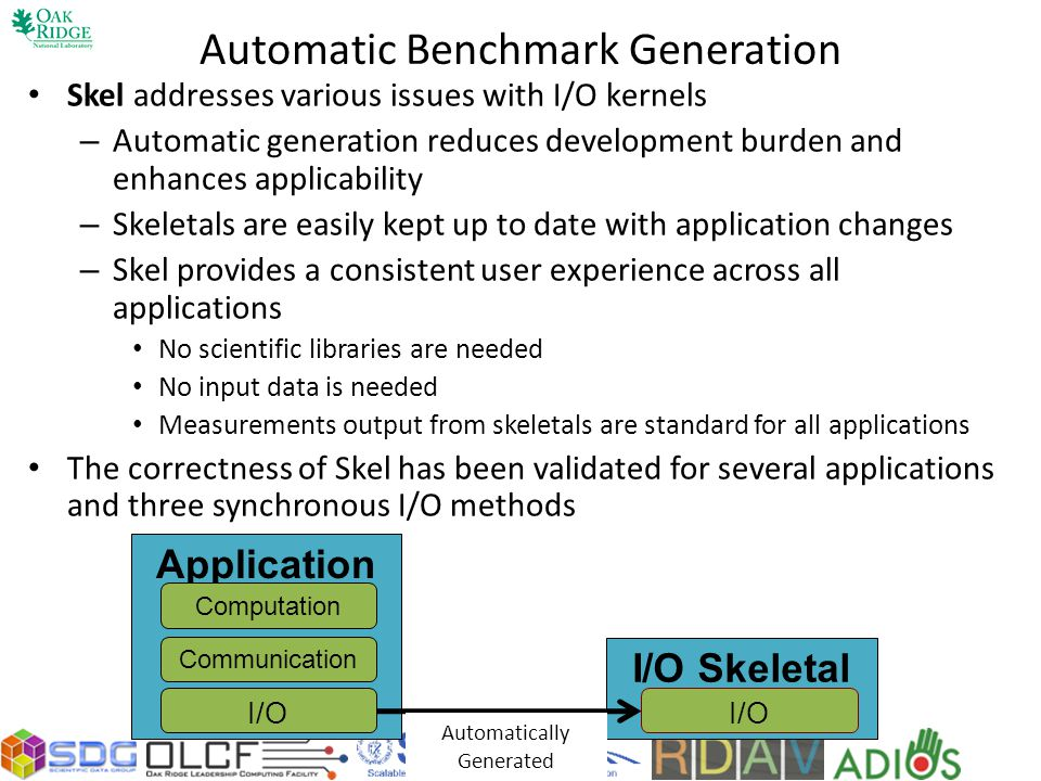 Automatic Benchmark Generation
