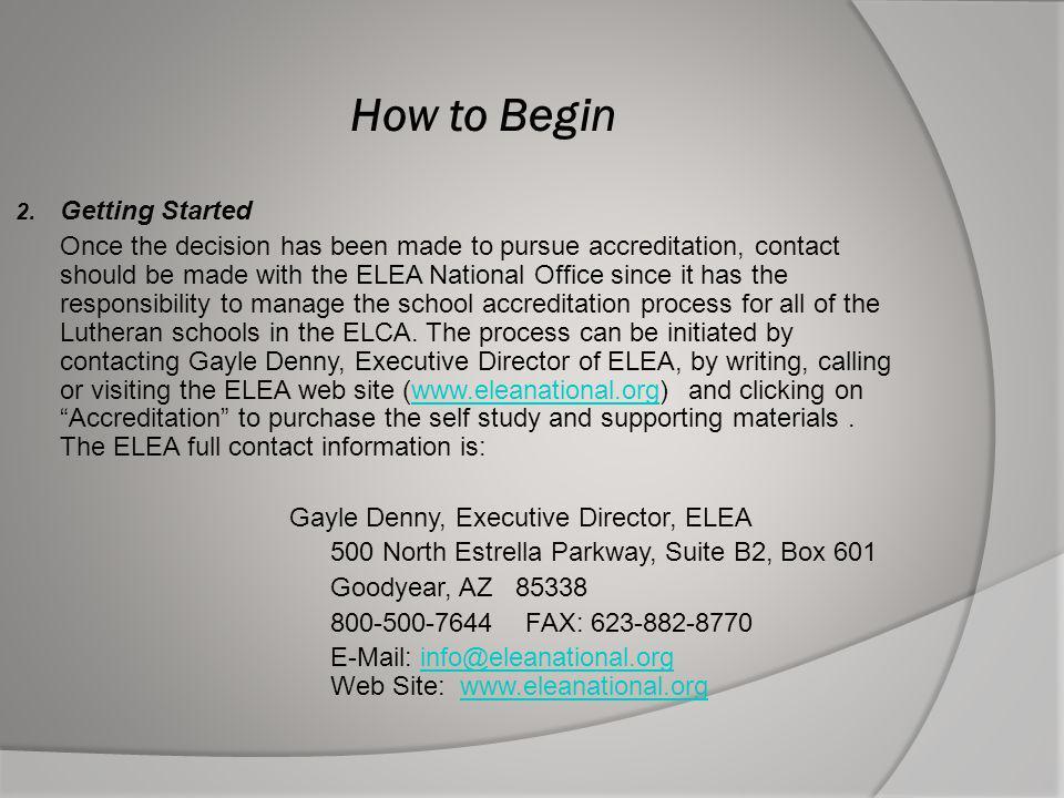 Gayle Denny, Executive Director, ELEA