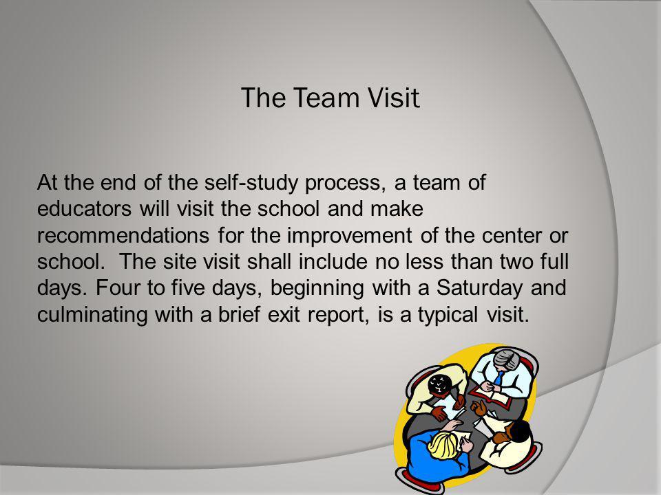 The Team Visit