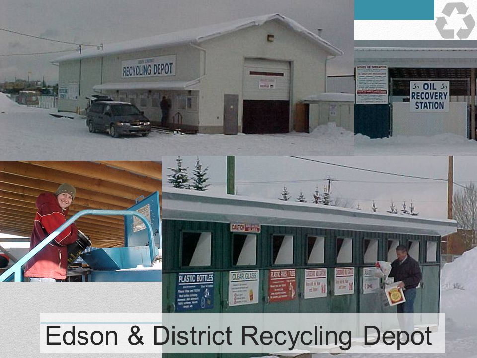 Edson & District Recycling Depot