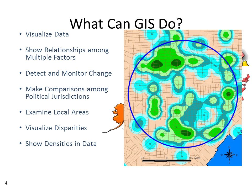 What Can GIS Do Visualize Data