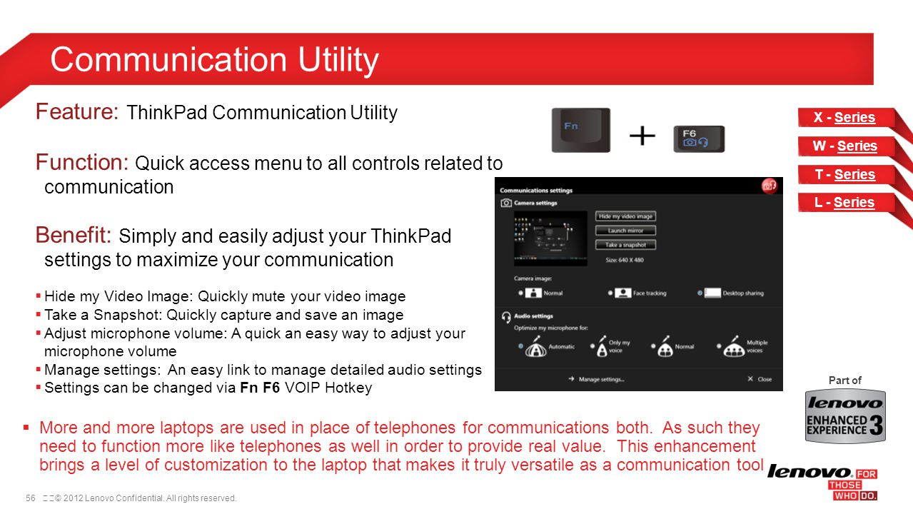 Communication Utility