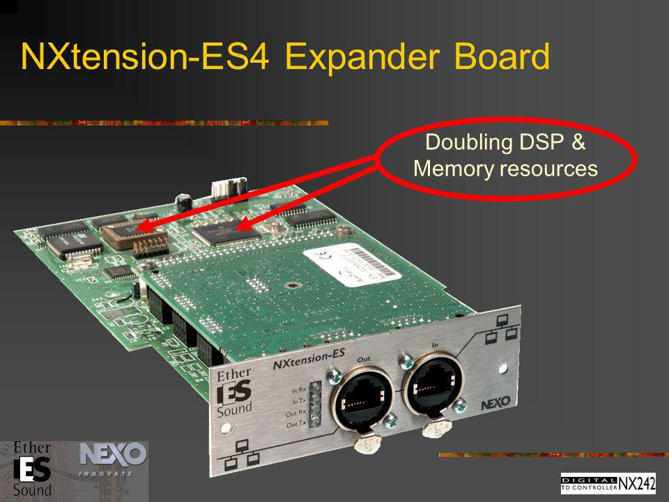 NXtension-ES4 Expander Board