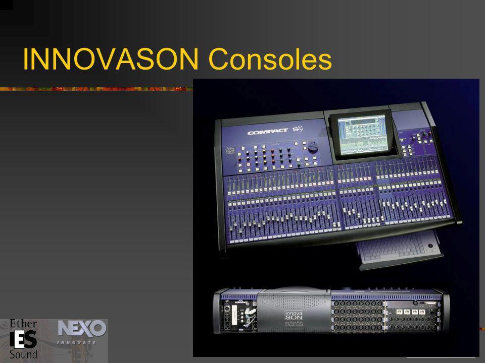 INNOVASON Consoles