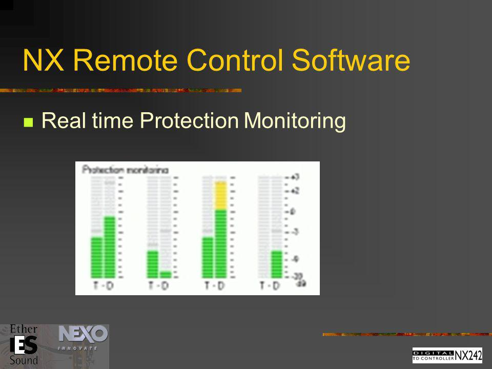 NX Remote Control Software