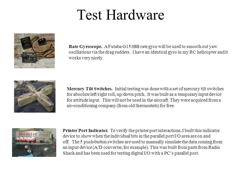 Test Hardware