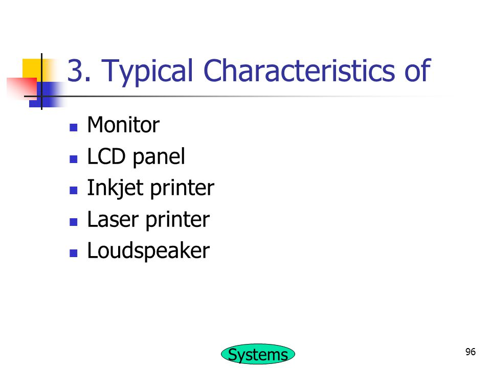 3. Typical Characteristics of