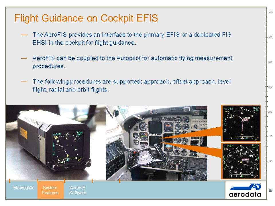Flight Guidance on Cockpit EFIS