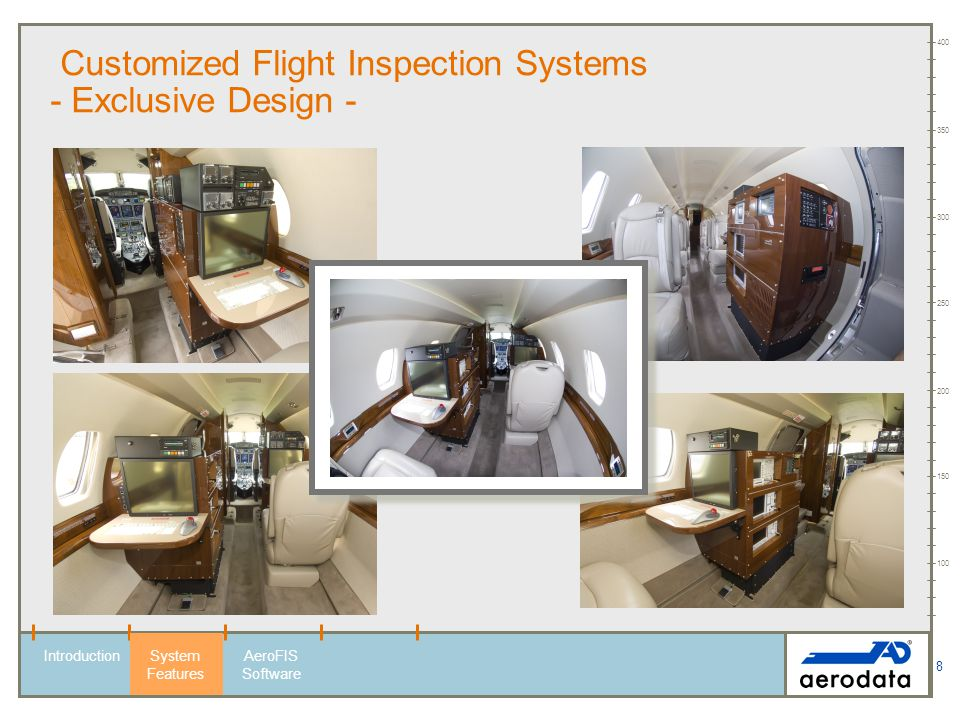 Customized Flight Inspection Systems - Exclusive Design -