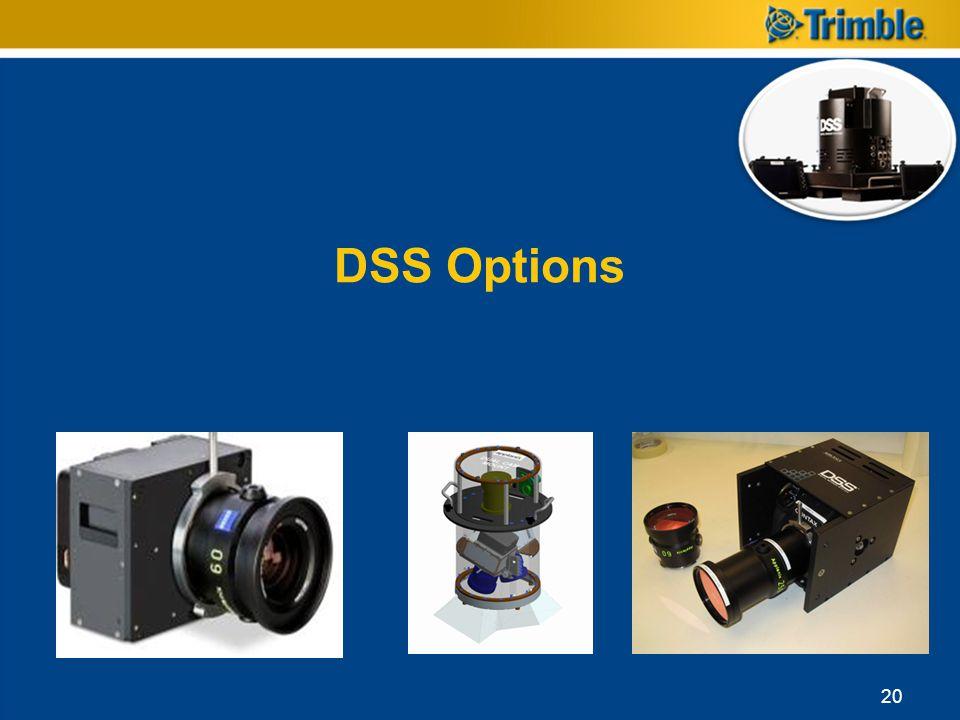 DSS Options