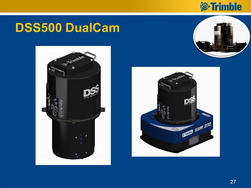 DSS500 DualCam