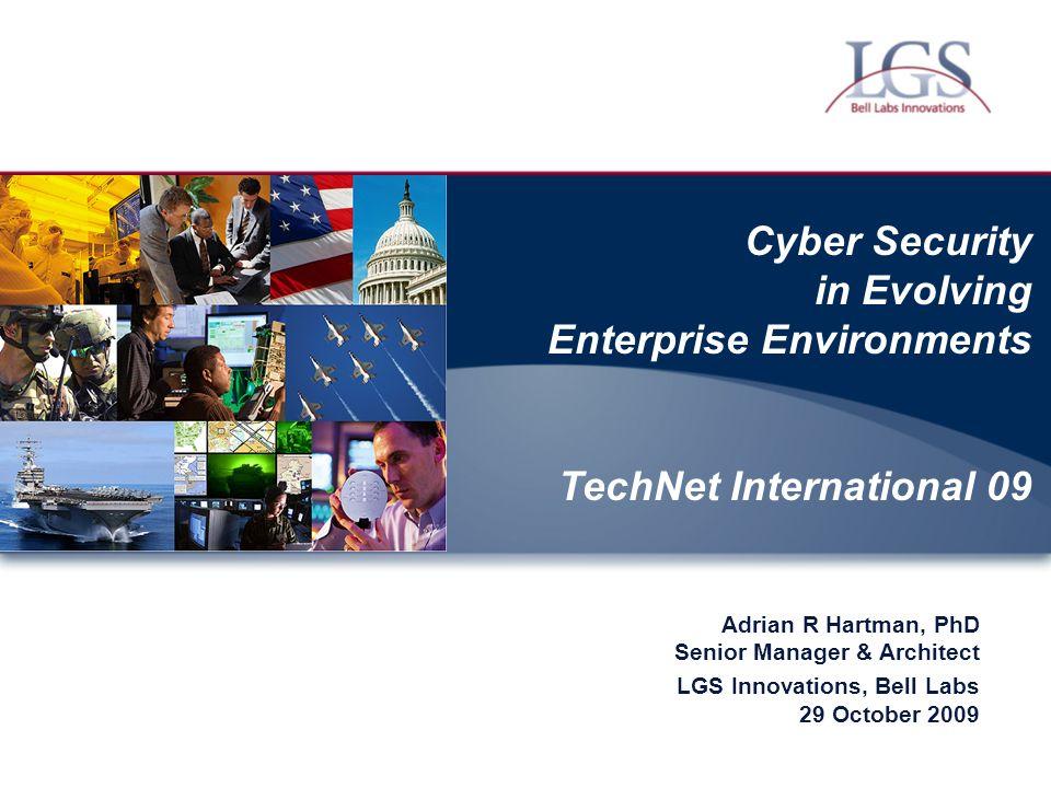 Enterprise Environments