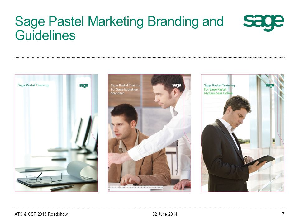 Sage Pastel Marketing Branding and Guidelines