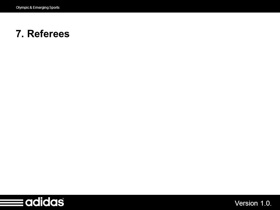 7. Referees