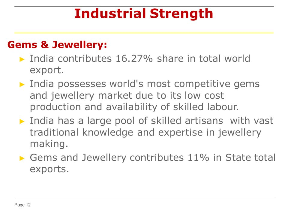 Industrial Strength Gems & Jewellery: