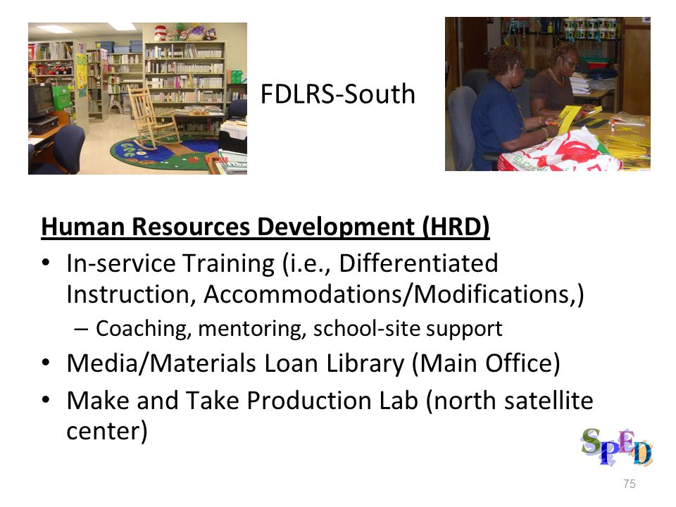 FDLRS-South Human Resources Development (HRD)