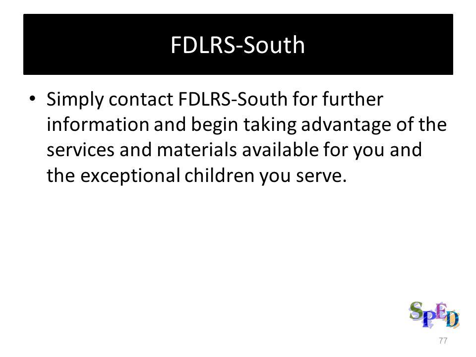 FDLRS-South