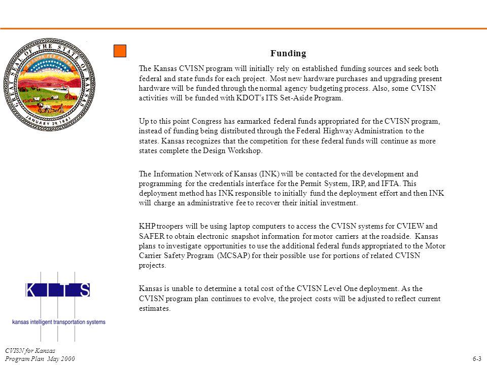 Kansas Cvisn Program Plan Ppt Download