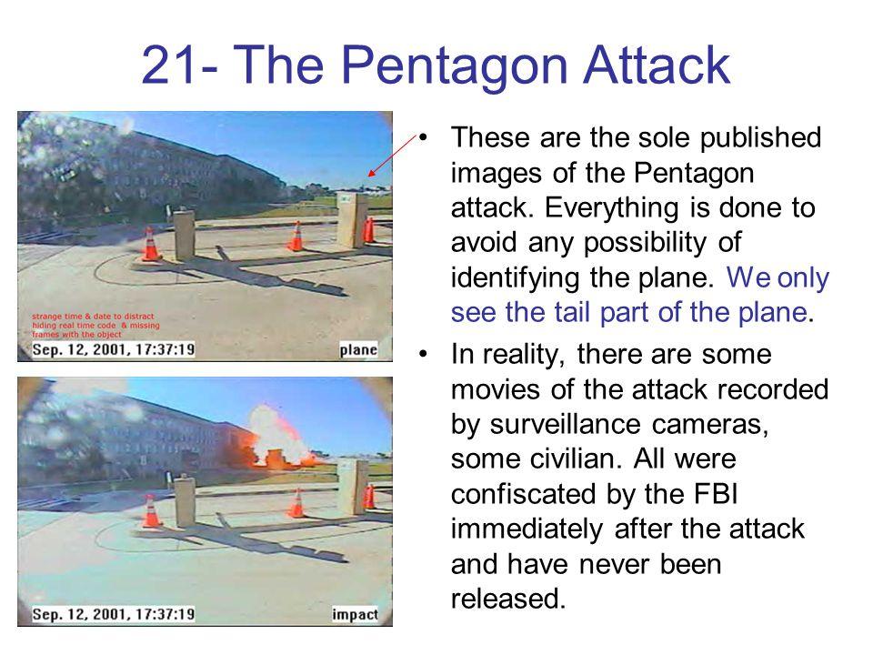 21- The Pentagon Attack
