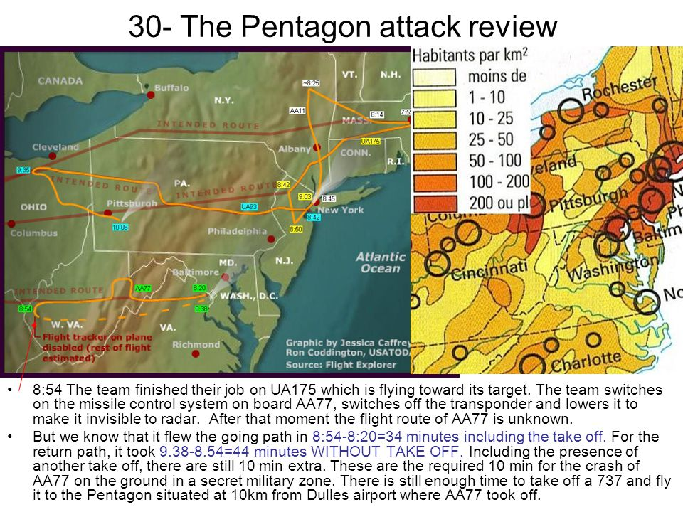 30- The Pentagon attack review