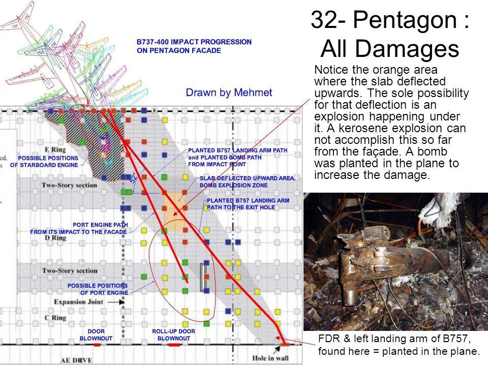 32- Pentagon : All Damages