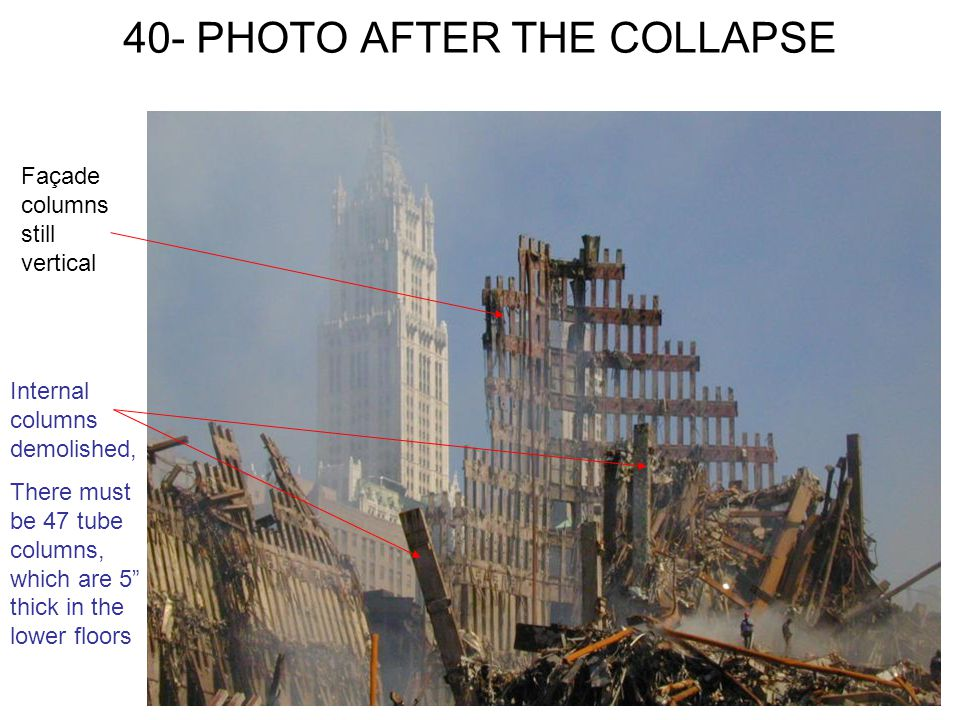 40- PHOTO AFTER THE COLLAPSE
