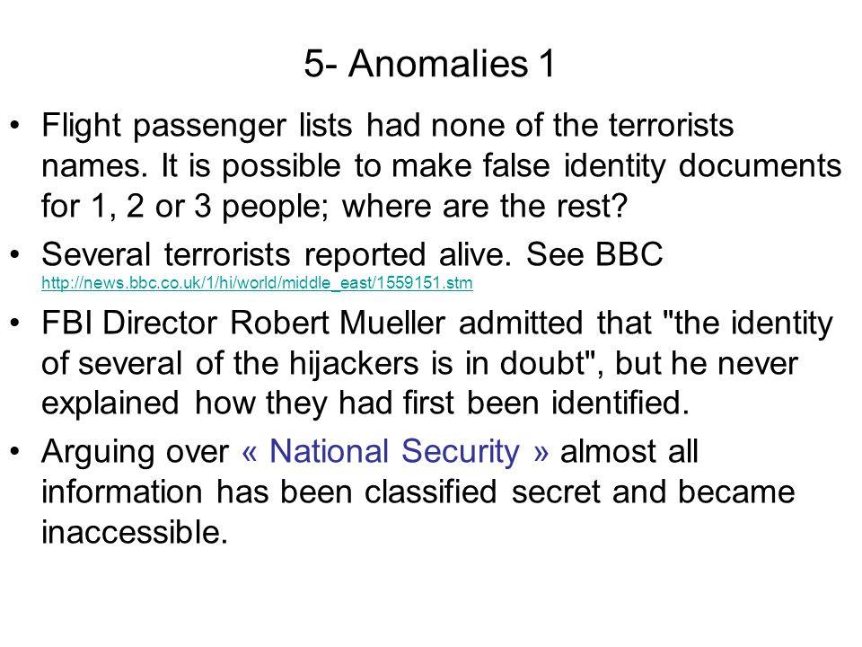 5- Anomalies 1