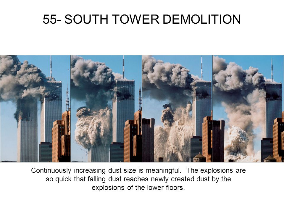55- SOUTH TOWER DEMOLITION