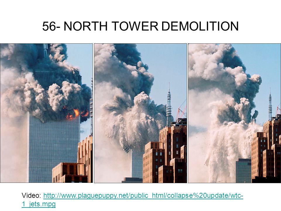56- NORTH TOWER DEMOLITION